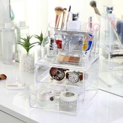 科特豪斯 化妆用品收纳盒 PB6197-PS-T+PB6199G-PS-T