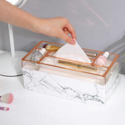科特豪斯 多功能纸巾盒 PB6670-MBRG