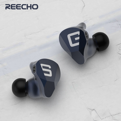 REECHO 余音 SG03类私模入耳式有线耳机HiFi动圈耳塞可换线