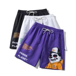 沙滩裤男速干可下水夏威夷风情海边度假ins潮流防尴尬五分裤短裤 BLTK101032