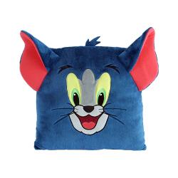 猫和老鼠公仔玩偶毛绒玩具汤姆猫抱枕1