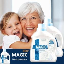 MAGIC魔力魔法洗衣液6斤装/桶*2 高品质洗衣液