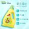 海绵宝宝婴幼儿洗衣液 新生儿童宝宝专用洗衣液柔顺液正品4斤