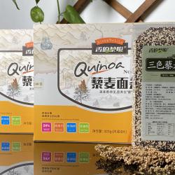 營養黃金組合:2盒面條+1袋三色藜麥