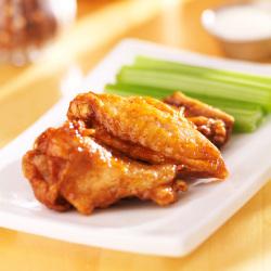 益大嘉奥尔良风味组合350g/袋 鸡中翅翅根 鸡小腿 鸡翼鸡肉