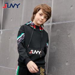 男大童秋装套头卫衣JW079B