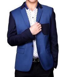 乔杰立2016秋季新品时尚男士西装 B2220