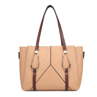 【铭跡】MNJIS2681冬季最新款三袋口精致手提包