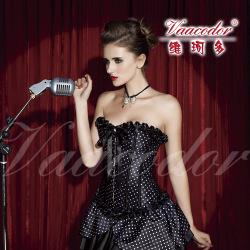 【维珂多】波点蓬蓬裙 塑身裙 舞台装1235