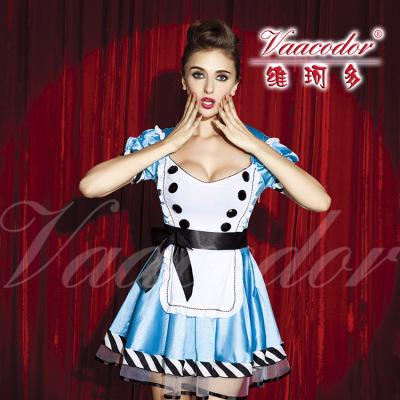 【维珂多】舞台装 表演装 女仆装束身衣1234