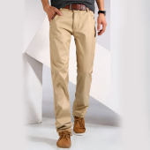 屌丝一族 修身直筒牛仔裤830