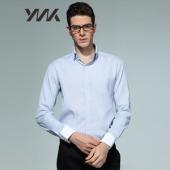 【黑马商城】商务正装 男装长袖衬衣 衬衫13SSOSH027