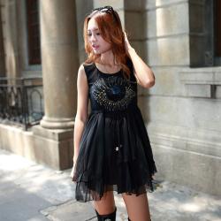 简佳 时尚小外套+百搭连衣裙-套装 0712