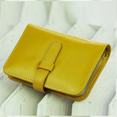 玛莉思曼 复古油蜡牛皮女士卡包,卡包正品真皮信用卡夹 3905