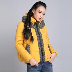 零璐 冬季女装羽绒棉衣外套 ES4151