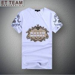 EXCELLENT 莫代尔棉修身针织T恤 E3010