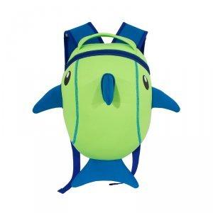 【卡卡希】儿童书包可爱韩版男女童幼儿园包大班小班学前班旅游背包 海豚 KK009