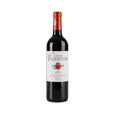 科菲蒂那 瓦伦丁公爵夫人梅洛干红葡萄酒