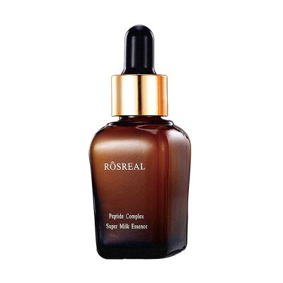 ROSREAL若诗莱娅 小棕瓶多元胜肽弹力臻白精华乳(P1480005)