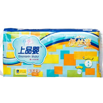 上品婴 纸尿裤(极丝薄)L 48片 超薄无感 干爽不测漏