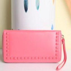 【库库贝尔】新款时尚摩登休闲钱包 WX9523