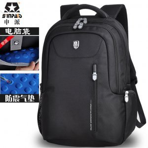 商务电脑包 防水新款双肩电脑包牛津布电脑背包K6