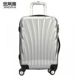 金蒂雅  abs拉杆箱万向轮贝壳行李箱20寸登机箱拉链托运箱男女旅行箱包 928