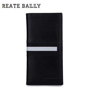 REATE BAILILY简约商务男包 长款拼接钱包LB342-1B 包邮