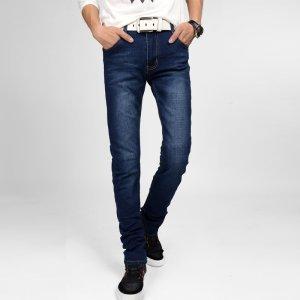 胤酷牛 男装薄款夏季牛仔裤长裤 601