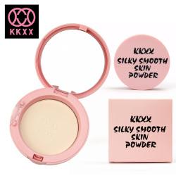 韩国纯妞KKXX 亲颜细致透滑粉饼 0387