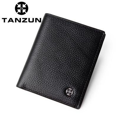 TANZUN/天尊 时尚2折短款竖款钱包 B310-2