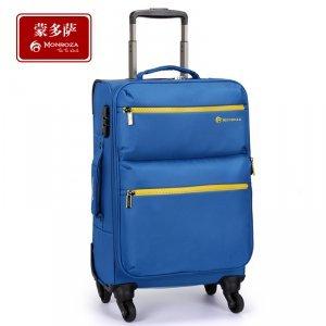 休闲男女士行李箱密码箱 24寸拉杆箱万向轮旅行行李箱