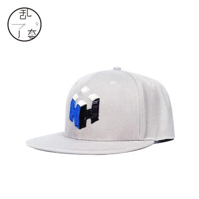 乱了套 H型4维钉珠棒球帽 BH0015