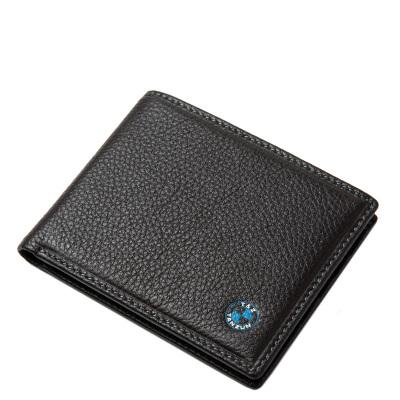 TANZUN/天尊 钱包短款男士钱夹皮夹横竖款 T160105