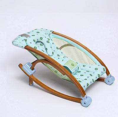 贝贝宜(该产品1件起拍) 婴儿椅婴儿摇椅躺椅乐摇摇椅