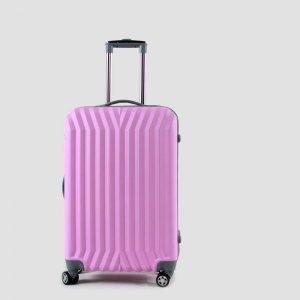 新款万向轮行李箱abs拉杆箱男女潮旅行箱耐磨登机密码箱批发7601