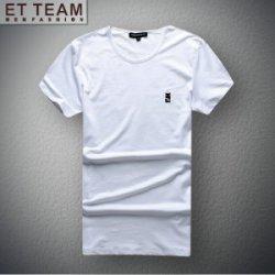 EXCELLENT 莫代尔棉修身针织T恤 E6205
