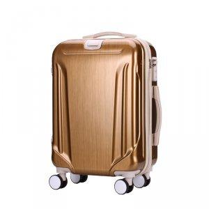 金蒂雅 ABS拉杆箱万向轮旅行箱托运箱男女行李箱24寸高端登机箱20寸