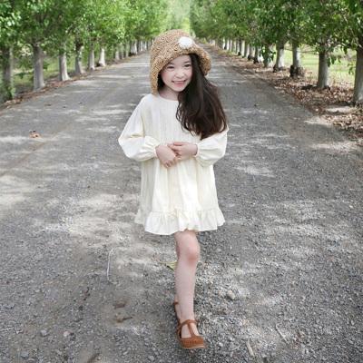 Kitty swan 蕾丝长袖连衣裙 #80104