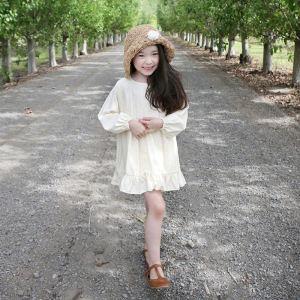 Kitty swan 蕾丝长袖连衣裙 #8010...