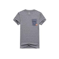 "mercistyle 男士<span class=""gcolor"">短袖t恤</span>修身牛仔袋配搭 3211#"
