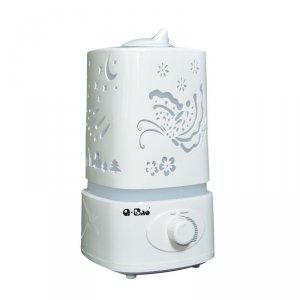 超音波加湿器家用空调空气创意加湿器静音办公室迷你 大容量3L