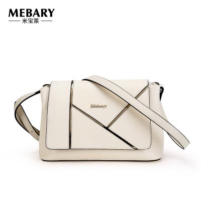 米宝莱 时尚优雅皮女士单肩斜跨小包 F007-1011