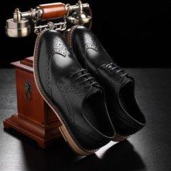 """时尚复古舒适男鞋单鞋<span class=""""gcolor"""">休闲</span>鞋<span class=""""gcolor"""">皮鞋</span> 711-1"""