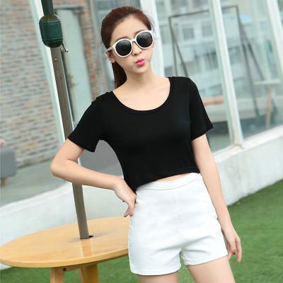 珠穆.郎 2016夏季韩版潮流女短裤 022