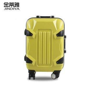 新款变形金刚铝框拉杆箱万向轮旅行箱包男女行李箱子20 24寸 2218