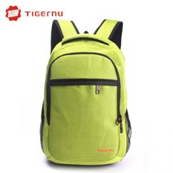 泰格奴韩版透气网状双肩包 防盗电脑背包学生书包 旅行包休闲背包 T—B3075
