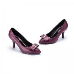 "黛荟佳 时尚新款细跟<span class=""gcolor"">高跟</span>女鞋单鞋 01"