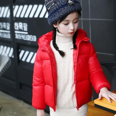 一件代发2017冬季新款儿童男女童面包服韩版棉衣羽绒棉加厚外套