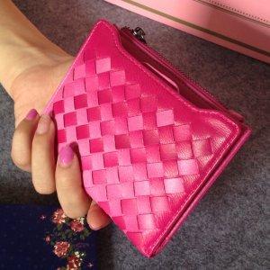 【买包网】欧美时尚羊皮编辑短款钱包 CITY9018